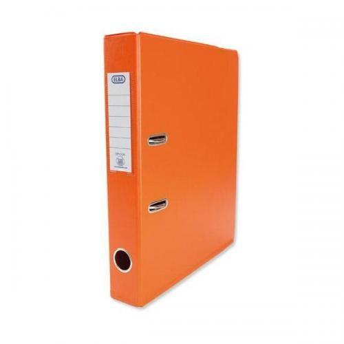 Pvc Mini Lever Arch Files A4 Orange