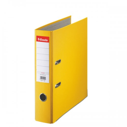 Esselte Lever Arch File A4 75mm Yellow