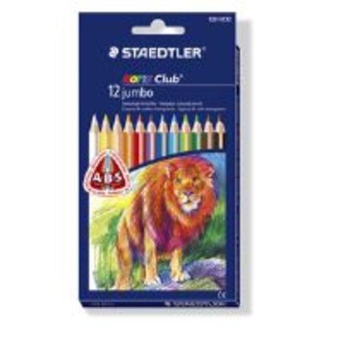 Stadetler Tri Plus Coloured Pencils Assorted