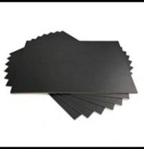 Colourmount Board 594 x 841mm 1250 Microns Black