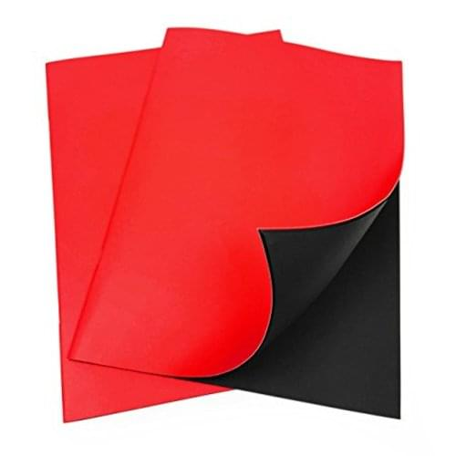 Silvine Scrap Books 315mm x 230mm 32 Pages Black Red Covers