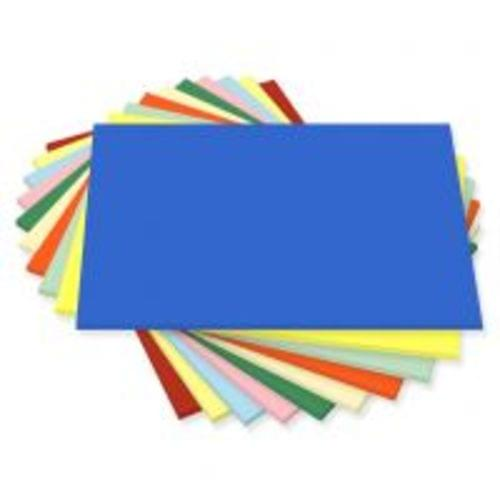 Bright  Pastel Card Pack A4 230 Microns Assorted