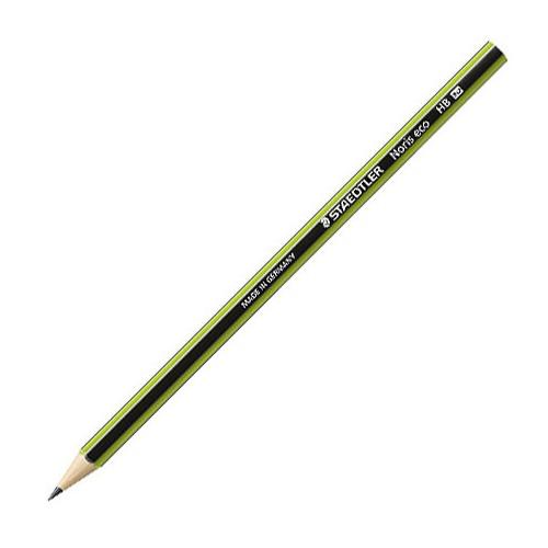 Staedtler Noris Eco Pencils HB No Eraser