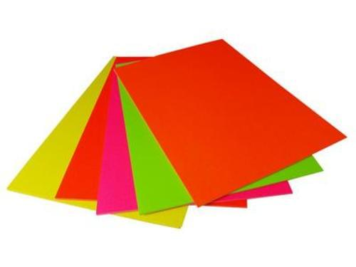 Day-Glo Copier Paper A4 Assorted Pack 100s