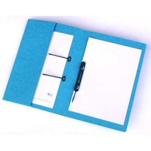 Railex Polifile Pocket Foolscap Turquoise