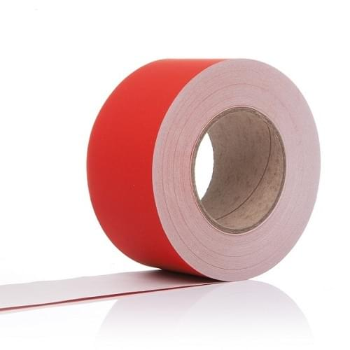 Scalloped Border Rolls 57mm x 50m Red Pack 2