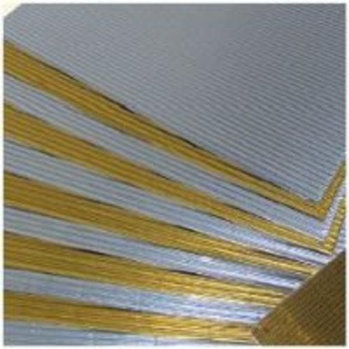 Metallic Corobuff Sheets 305 x 407mm Assorted Pack 12  7151-0
