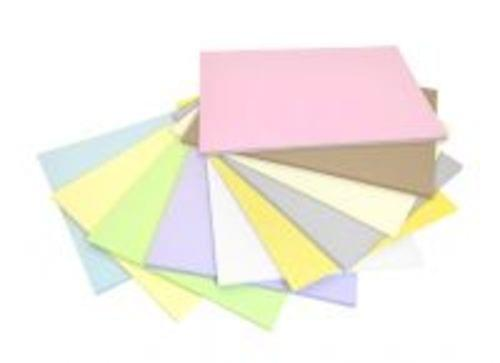 Pastel Card Pack A4 Assorted Pack Pack Of 500 Sheets
