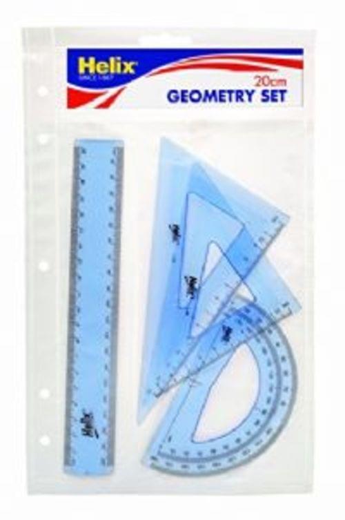 Helix Geometry Set 4 Pieces