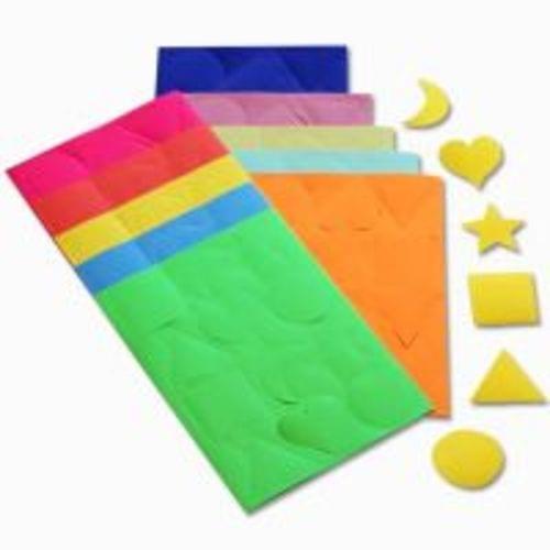 Gummed Paper Shapes Assorted Paack Of 300 Shape