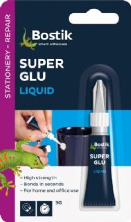 Bostik Glu  Fix Superglu Liquid