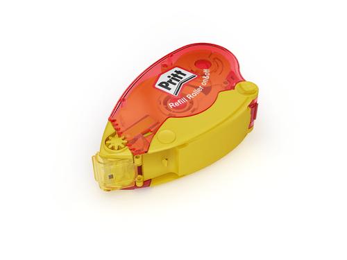 Pritt Refillable Glue Roller Non Permanent 8.4mm x 16mtrs.