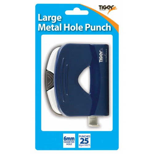 Tiger Large 2 Hole Punch