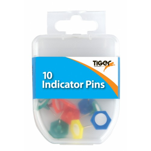 Tiger Indicator Pins