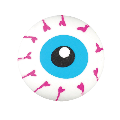 Eyeball Design Erasers