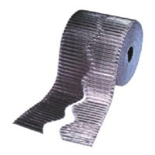 Metallic Bordette 57mm x 7.5mtrs. Silver 3785-0