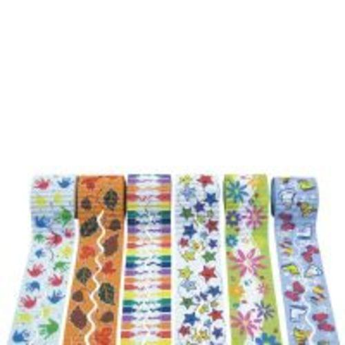 Bordette Designs Assorted Pack Of 6 37600-CI-101