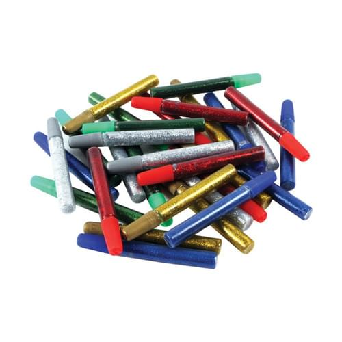Glitter Glue Pens 12ml Assorted  30