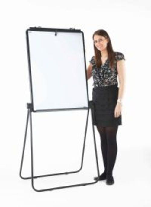 Excellence Flipchart Easel 1000mm x 700mm Magnetic