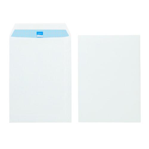 Initiative White Envelopes C5 229mm x 162mm Self Seal Plain 100gsm Box 500s