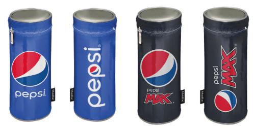 Pepsi Design Pencil Cases Assorted