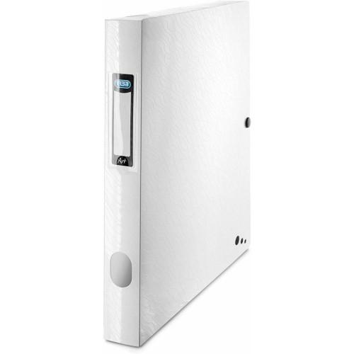 Elba Filing Box 40mm Capacity White