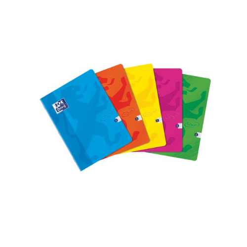 Oxford Touch A5 Stapled Notebooks 120 Pages 148 x 210mm