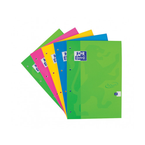 Oxford Touch A4 Refill Pad 120 Pages