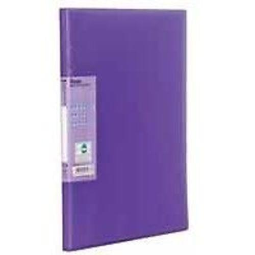 Pentel Vivid Display Book A4 30 Pockets Violet