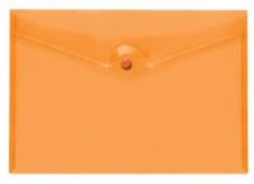 Stud Wallets A4 Polypropylene Orange