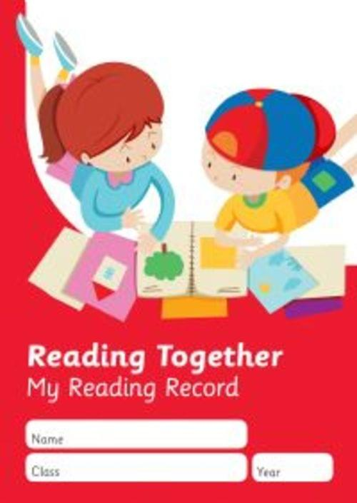 Reading Together Book Red Cover