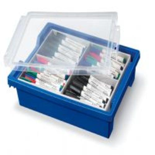 Staedtler Drywipe Markers Assorted Claspack Of 144