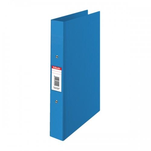Esselte Standard Ring Binder A4 Polypropylene 2 O-Ring  - Blue