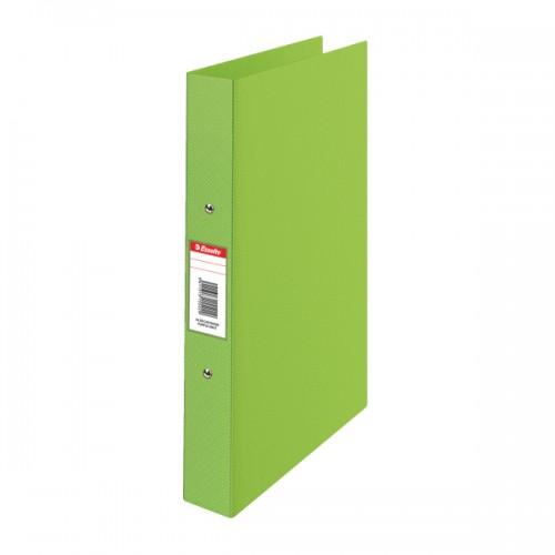 Esselte Standard Ring Binder A4 Polypropylene 2 O-Ring - Green
