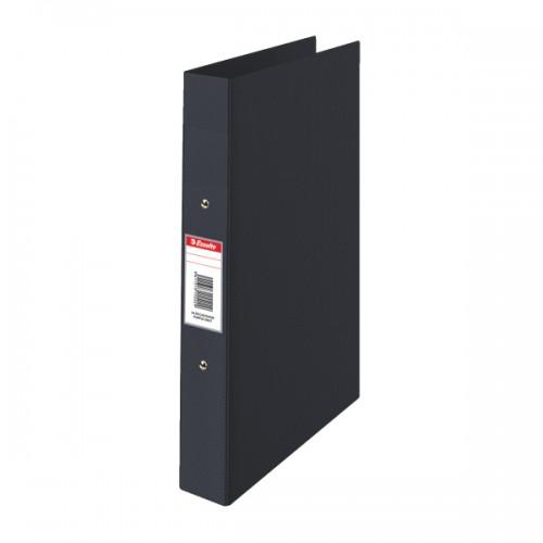 Esselte Standard Ring Binder A4 Polypropylene 2 O-Ring  Black