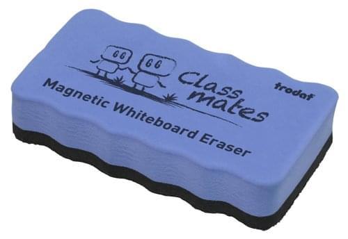 Trodat Classmaster Whiteboard Magnetic Eraser Blue
