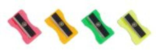 Plastic Single Hole Pencil Sharpener