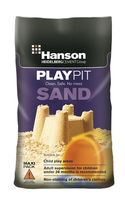 Washable Playpit Silver Sand 25kg Approx