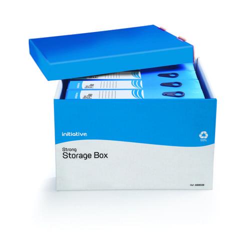 Initiative Storage Boxes 330w x 260h x 405mm