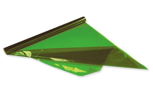 Cellophane Roll 500mm x 5mtrs. Green