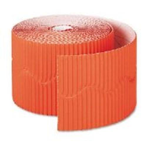 Bordette 57mm x 7.5mtrs. Orange 3710-4