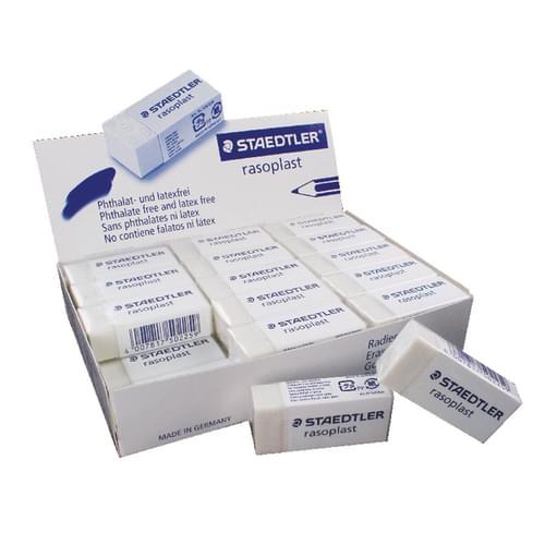 Staedtler Raso Plast Erasers 526B30