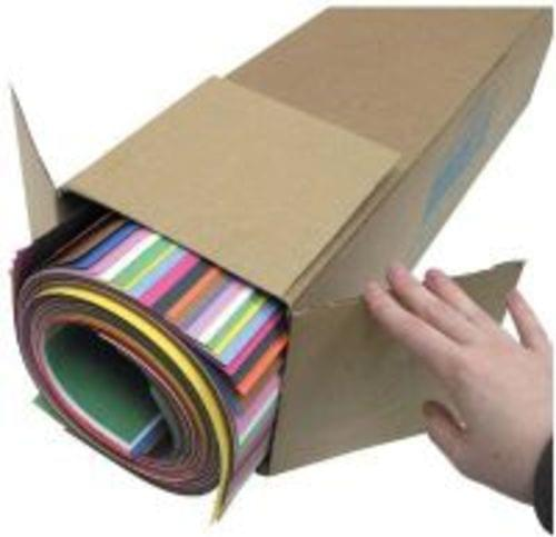 Giant Koloroll Construction Paper Assorted 50s 6523-0