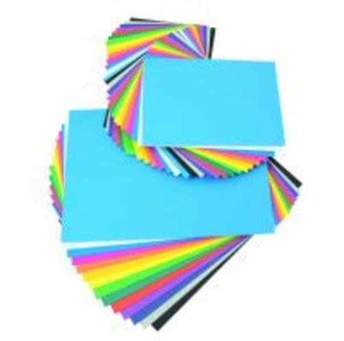 Vivid Card Pack A3  A4 Assorted Pack