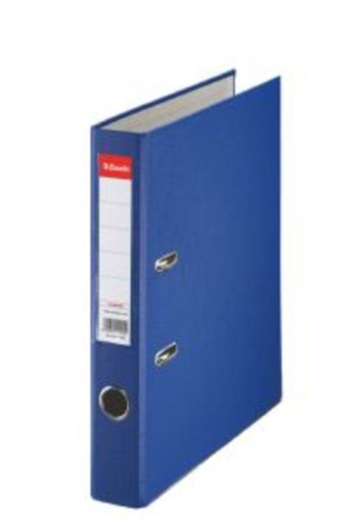 Pvc Mini Lever Arch Files A4 Blue