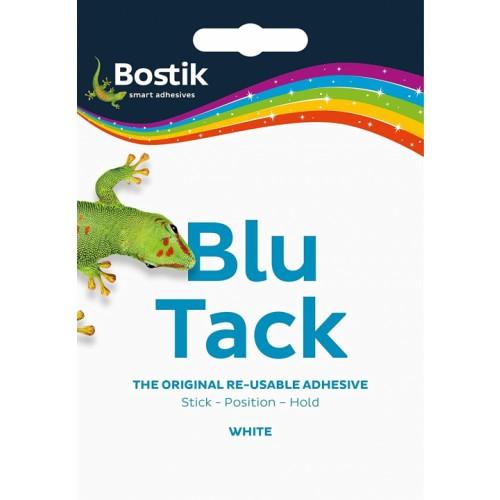 Bostik Blu - Tack White Tack 60g