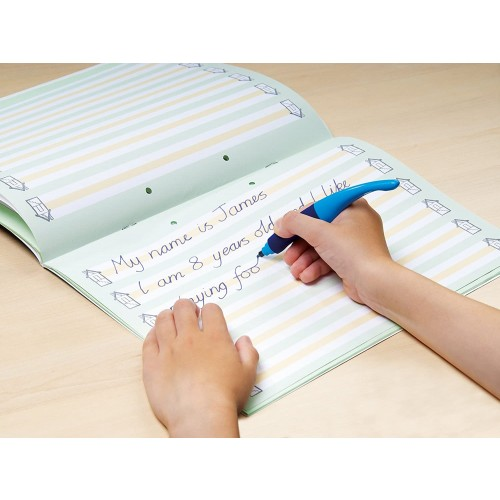 Oxford Exercise Book Cursive Handwriting Practice Book