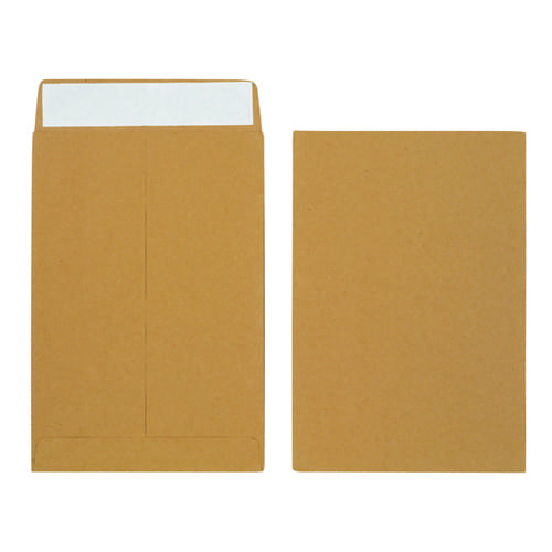 Manilla Gussetted Pocket Envelopes 353mm x 250mm x 25mm Pack 125s
