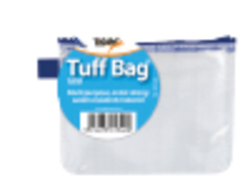 Tiger Stationery Tuff Bags Mini Assorted Colours