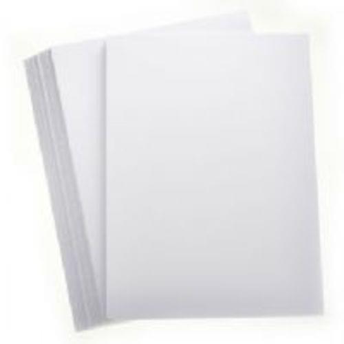White A4 Tinted Board 230 Micron